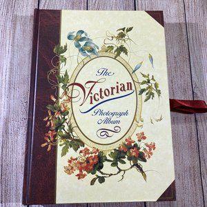 Victorian Photograph Album - 13 Pages